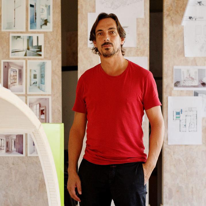Iñaki Alonso, arquitecto ecológico,